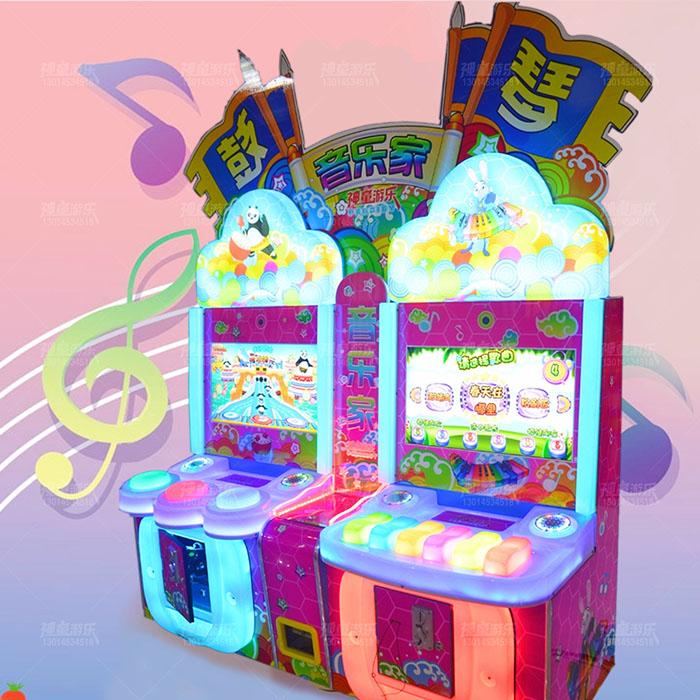 音乐家儿童音乐机